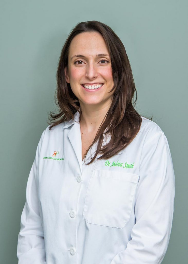 Dr. Andrea Smith, DDS.